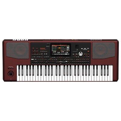 Korg Pa1000 61-Key Pro Arranger Semi-Weighted USB MIDI Keyboard Workstation (Korg Weighted Keyboard)
