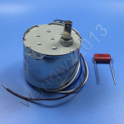 Ac220v 50ktyz Permanent Magnetic Synchronous Motor Speed Reduction Gear Ac Motor