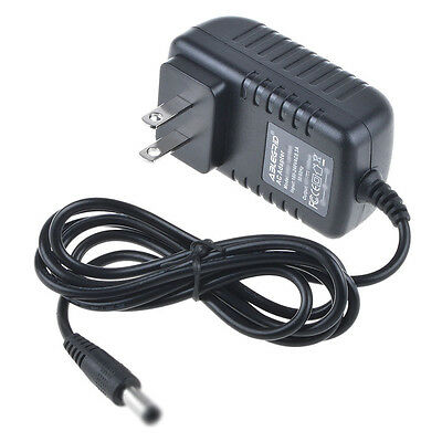 AC Adapter for Seagate 3TB SRD00F2 ST3200823A-RK External Hard Drive Power Cord ()