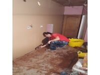 ALL TYPES OF PLASTERING