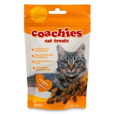 Coachies Chicken Flavoured Cat Treats (BT1436)