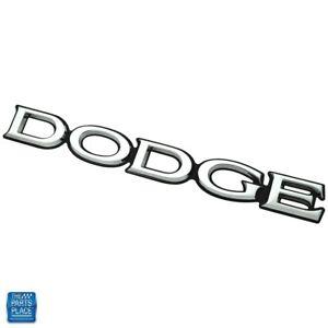 85 dodge ram specs