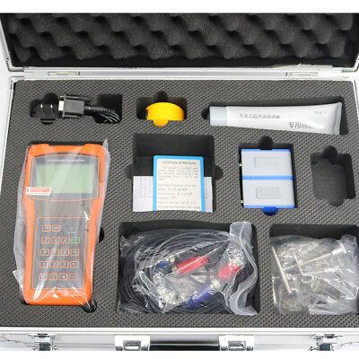 New Hand-held Portable Ultrasonic Flow Meter Tuf-2000h-ts-2tm-1 Dn15-700mm