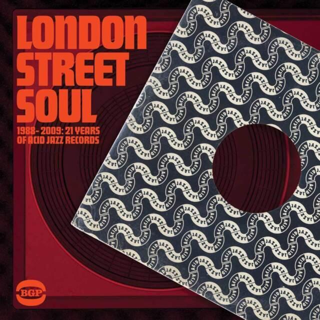London Street Soul 1988-2009. 21 Years Of Acid Jazz Records (CDBGPD 200)