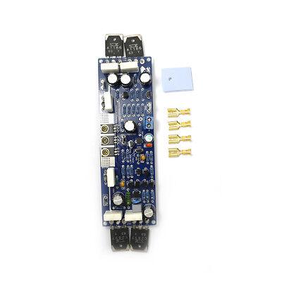 Mono Channel Amplifier Board 150w Fet Power Amp W Irfp2506 Lw
