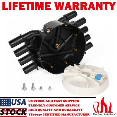 Performance Vortec Distributor Cap and Rotor For 1996 07 GMC Chevy Olds Isuzu V8