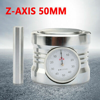 Magnetic Z Axis Dial Zero Pre Setter Tool 2inch Height Gage Offset Cnc Precision