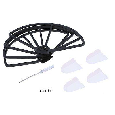 2 Pairs Propeller Protective Guard for XIRO Xplorer/Xplorer G/Xplorer V Black