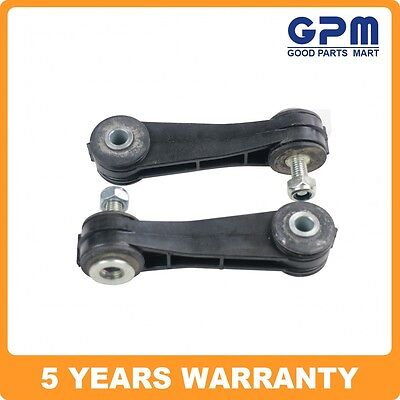 Front Anti Roll Bar Drop Link Rods x2 Fit for VW Golf MK 3 MK4 97-03 Bora Beetle
