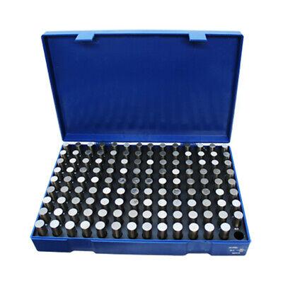 125 Pc M3 0.501-0.625 Steel Metal Plug Pin Gage Minus -.0002 Gauge Set