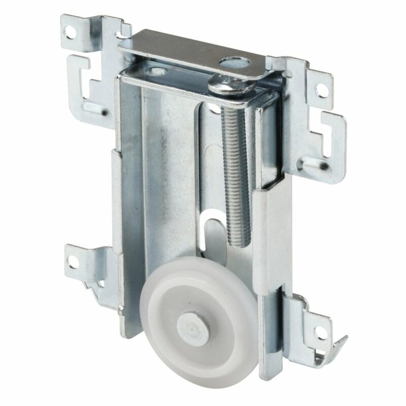 6790 Mirror Door Roller Assembly, Replacement Part for Steel