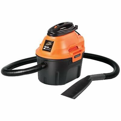 Wet And Dry Vacuum Cleaner Auto Portable Car Vac Garage Ligh