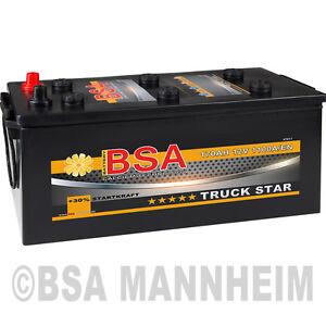 BSA LKW Batterie 12V 170AH Starterbatterie ersetzt 155AH 160AH 180AH |  MANNHEIM