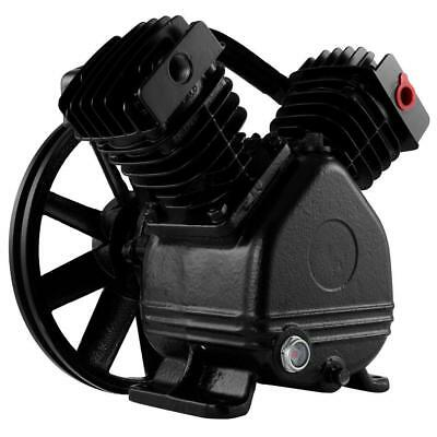 Compressor Part Replacement - Replacement Single Stage Twin-V Pump for Husky Air Compressor C301H C302H Part