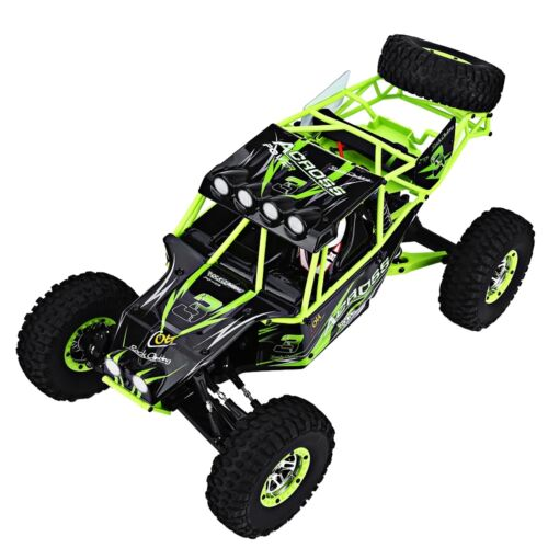 Wltoys 10428 2.4g 1:10scale Rc Car High Speed Off-road Racing Wild Track Eu Plug 1