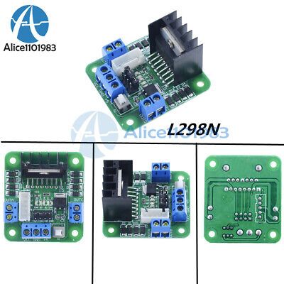 5pcs L298n Stepper Motor Driver Controller Board Module Dual H Bridge Dc Arduino