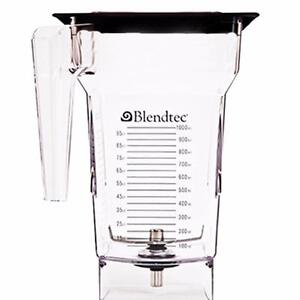 Blendtec 64oz BPA-FREE 2 quart jar 3 inch blade (FREESHIPPING)