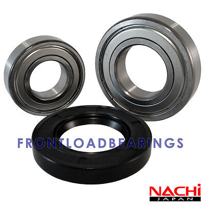New Front Load Whirlpool Washer Tub Bearing And Seal Kit