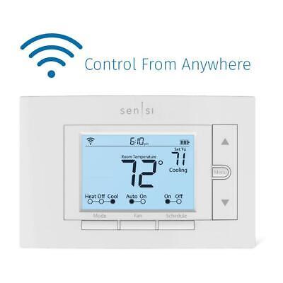 Emerson Sensi Wi-Fi Thermostat for Smart Home Alexa Apple Wink ST55
