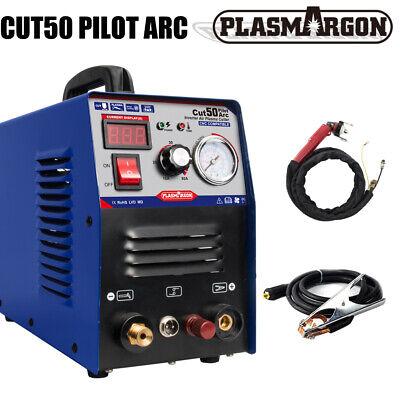 50a Plasma Cutter Pilot Arc 110220v Cnc Compatible 34-inch Cut Wsd60p Torch