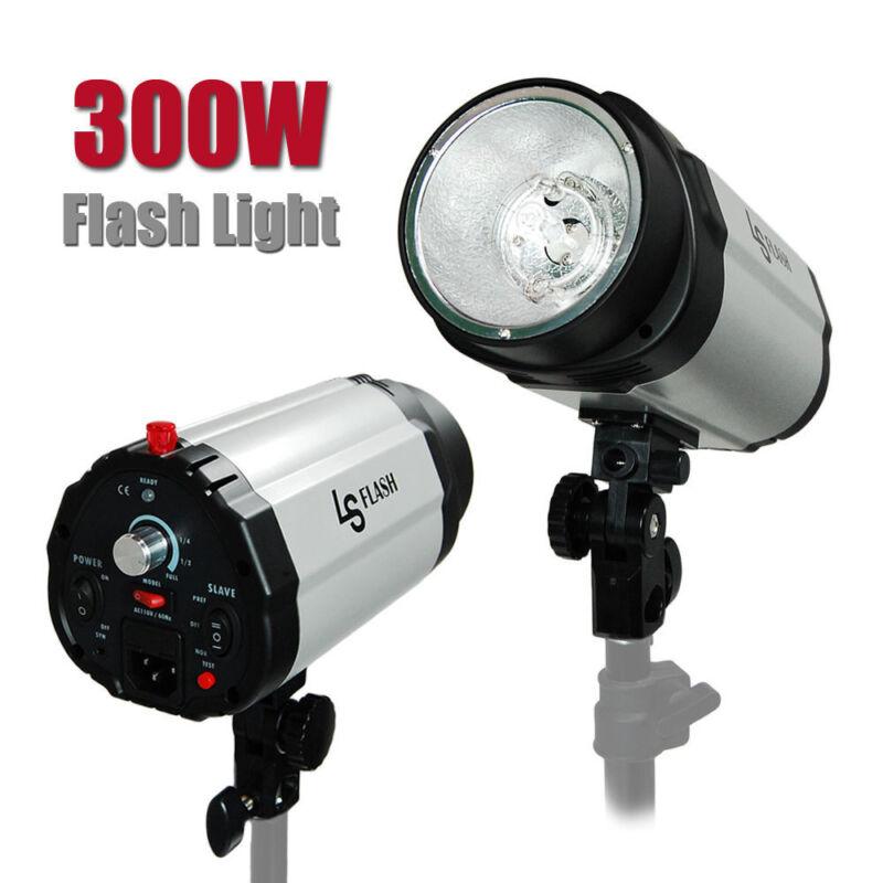 Photography 300W Studio Strobe Photo Flash Light 300 watts Photo Compact Flash