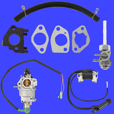 All Power Carburetor W Solenoid Petcock Ign Coil Apg3590cn Apg3560cn Apgg10000