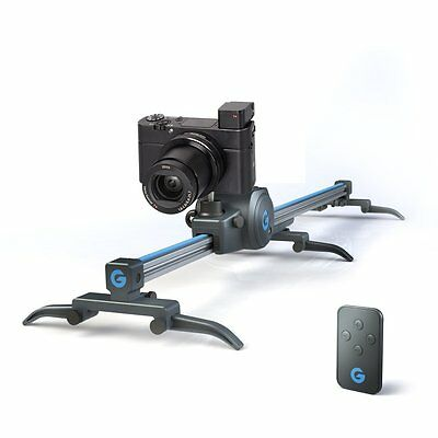 Grip Gear S Movie Maker Set   Electronic Slider   360  Panoramic Time Lapse For