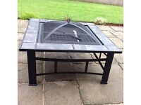 Brand New Tile 3-In-1 MultiFunctional Firepit, Ice Bucket And BBQ