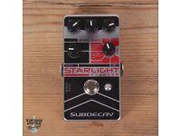 Subdecay Starlight flanger -MINT-