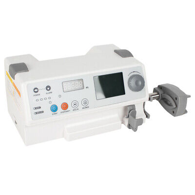 Fda Automatically Infusion Pump Iv Fluid Syringe Pump Equipment Alarm Audible