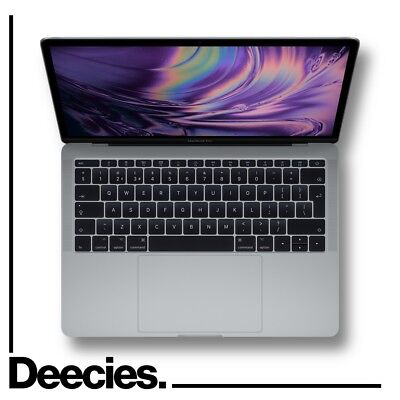 "NEW Apple Retina MacBook Pro 13"" 2.3ghz i5 Kaby Lake 8gb 512gb Mac Space Grey"