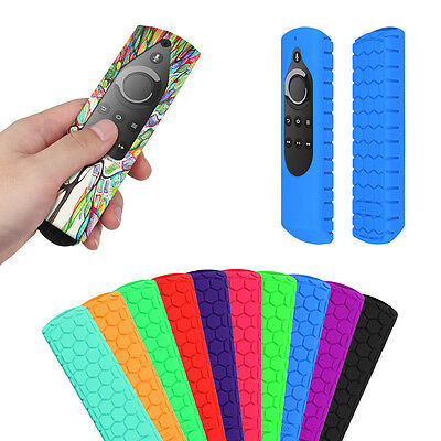 Buy and sell For Amazon Fire TV Stick Voice Remote Silicone Case Anti Slip Shock Proof Cover products
