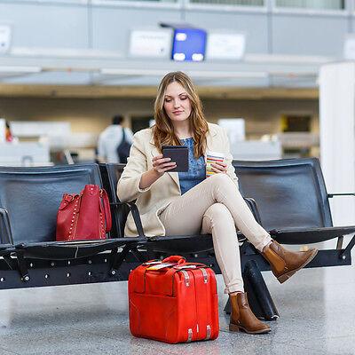 Entertainment is key to surviving a plane journey