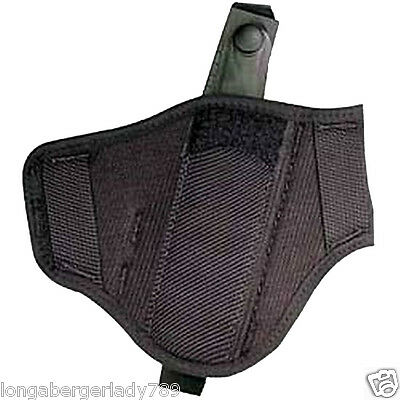 - UNCLE MIKES LAW ENFORCEMNT SUPER BELT SLIDE HOLSTER SIZE 15 3 3/4 - 4 1/2