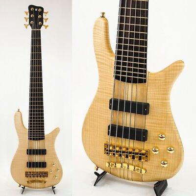 WARWICK CUSTOM SHOP Streamer Stage I 6-string Electric Bass guitar
