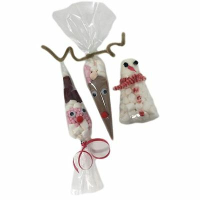 Christmas Party Supplies Favor Cocoa Filler Marshmallow Sweet - Christmas Party Supplies