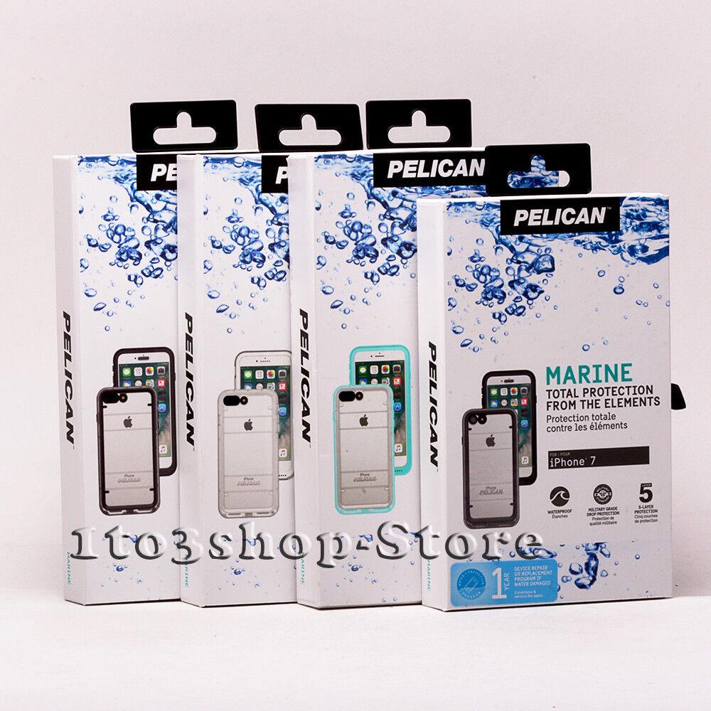 Pelican Marine Waterproof Case For iPhone 7 iPhone 7 Plus iP