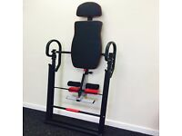 INVERSION TABLE Invert Align Exercise Bench reduce back/neck pain