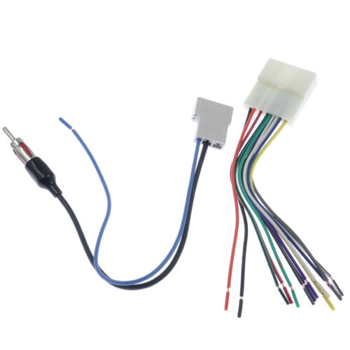 Car Radio Stereo Wiring Harness + Antenna Adapter Combo Fits 09-2011 Nissan  370Z | eBayeBay