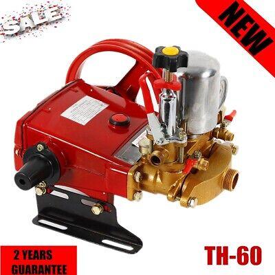 Agricultural Chemical Triplex Plunger Pump 60-type Spray Pump Pressure Washer