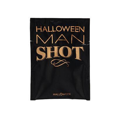 Halloween Man Shot by J. Del Pozo for Men 0.05 oz EDT Vial Spray - Shot Halloween