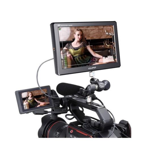 "LILLIPUT A8S 8.9"" 350nits 3G-SDI Mini HDMI Monitor 3D-LUT Camera Field Monitor"