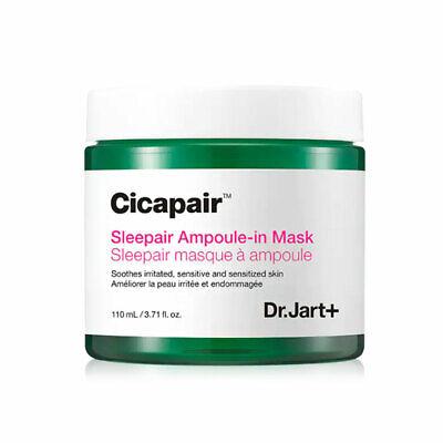[Dr.Jart] Cicapair Sleepair Ampoule-in Mask - 110ml / Free Gift