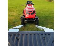 6ft Ride-on Lawnmower/Quad Van loading Ramps , BRAND NEW IN BOX