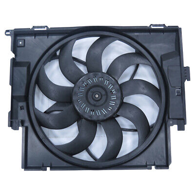 Dual Radiator and Condenser Fan Assembly TYC 623420