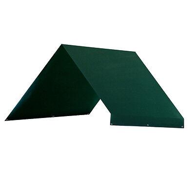 "NEW Play Set Green Tarp 40"" x 80"" Canopy Fits Swing-N-Slide"