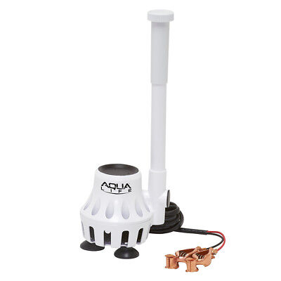 Frabill Tower Pump System - 12V DC - Greater Than 30 Gallons 12 Gallon Tower