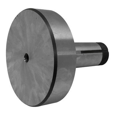 1 Inch X 4 Inch 5c Steel Collet Fixture Mount Lathe Face Plate 4 Inch Diameter