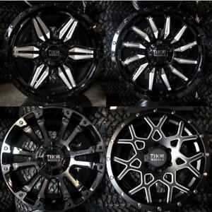 "DEALER PRICING ON ALL RIMS - 17"" 18"" AND 20"" AFTERMARKET WHEELS FROM $129 EACH"