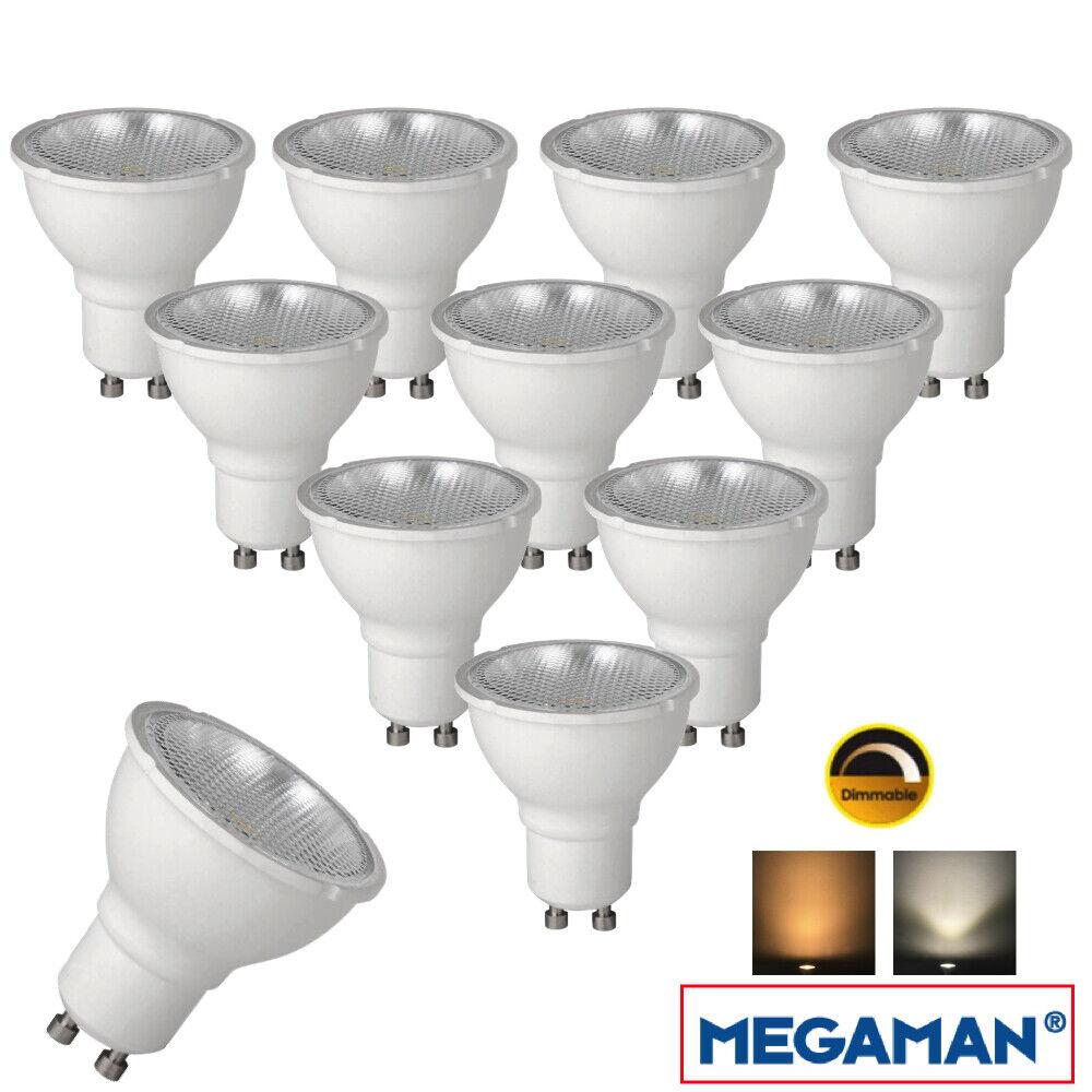Click Ovia DIMMABLE 5W GU10 LED 2700K WARM WHITE OVLA1003W5D
